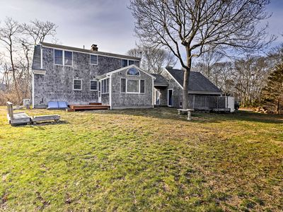 Photo for Eastham Cape Cod Home Near Nauset Light Beach!