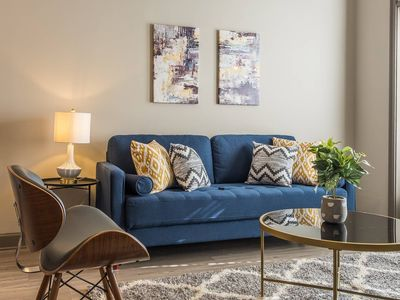 Photo for Updated Midtown Apartment, near Atlantic Station