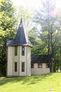 Photo for Romantic Tower Cottage