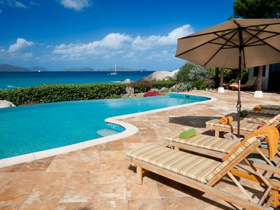 Photo for Villa MAV SOL - Deluxe private beach estate surrounded by natural beauty.