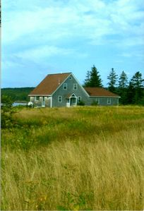 Photo for Shorefront house overlooking Flanders Bay with breathtaking views...