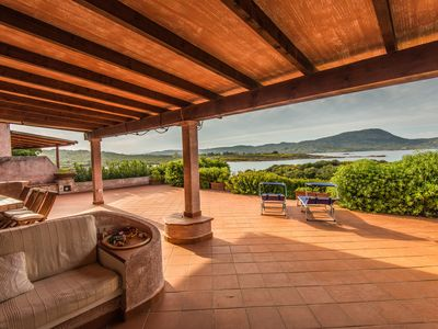 Photo for Coral Coast Spectacular villa with the beach below the house and wonderful views