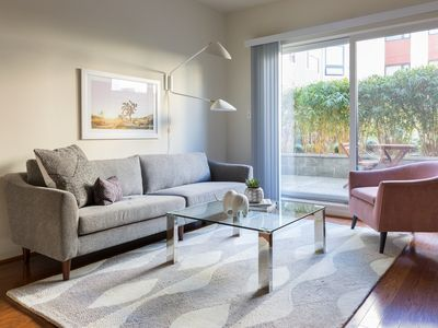 Photo for Airy 1BR in Lower Pacific Heights by Sonder