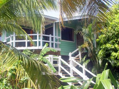 Photo for Casa Coral (3 Bedroom) 1 Minute walk from West End Beach