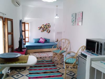 Photo for Beautiful apartment in the heart of the Medina