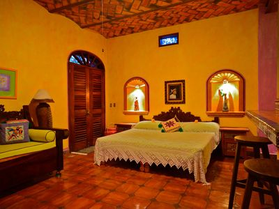 Photo for Playa Suite:  Beachfront Suite With Private Patio Set Amidst Tropical Gardens