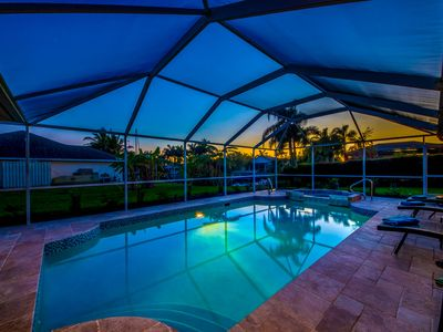 Photo for Roelens Vacations - Villa Waterview Eatates - Cape Coral