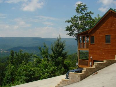 Photo for 'Blessings':Outstanding View;Spacious 3500 SqFt; Wi-Fi; 2018 Specials!!
