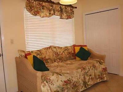 Photo for Family Friendly Gulf Front Condo - Comes with Beach Chairs!