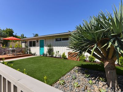 Photo for La Jolla Shores' Immaculate Renovated Mid-century Cottage