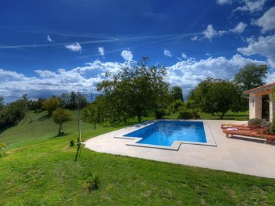 Photo for Holiday house Zminj for 6 - 8 persons with 3 bedrooms - Holiday house