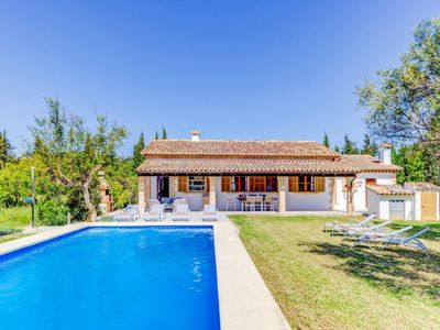 Photo for Idyllic 4- bedroom Villa Elodie up to 8 guests, just 5km to the beach!