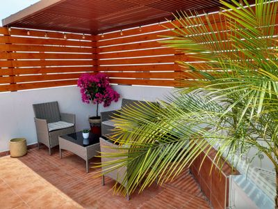 Photo for Rooftop Teques, private Jacuzzi and pool