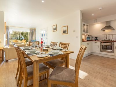 Photo for Spacious, two-storey house ideal for a family of up to six