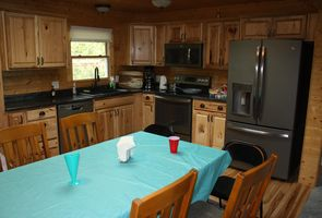 Photo for 3BR Cabin Vacation Rental in Mora, Minnesota