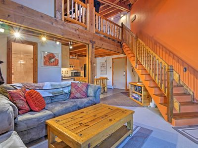 Photo for Silverthorne Condo w/Pool Access - Shuttle to Town