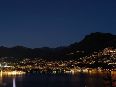 Photo for Apartment 746 m from the center of Lugano with Lift, Internet, Washing machine, Balcony (48885)