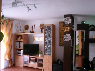 Photo for Apartment with three bedrooms and a very spacious living ...