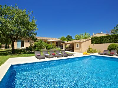 Photo for House in Luberon, in the village of Saint Pantaleon