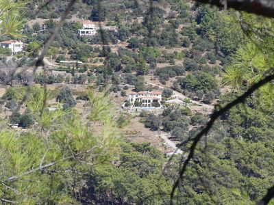 Photo for The Escape - Magnificent Secluded Villa near Gocek on the Turquoise Coast