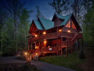 Photo for 5BR Cabin Vacation Rental in Sevierville, Tennessee