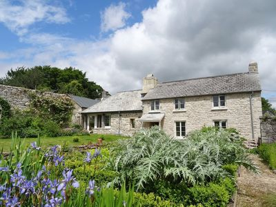 Photo for AYSHMOOR, pet friendly, with open fire in Throwleigh, Ref 975872