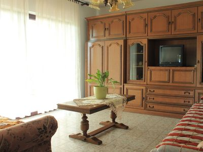 Photo for Spacious 3 bedroom apartment just 10 km from the sea, near water park
