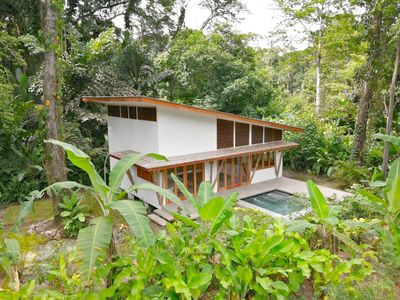 Photo for CASA DUNA. Cozy tropical house with private pool