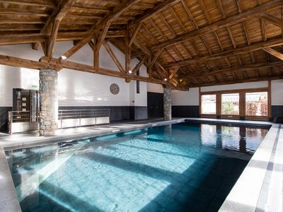 Photo for *NEW LISTING Luxury 2-bedroom apartment & residents' pool, Samoëns, Grand Massif