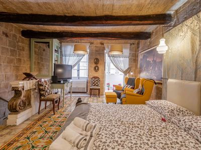 Photo for 1BR House Vacation Rental in Il-Belt Valletta