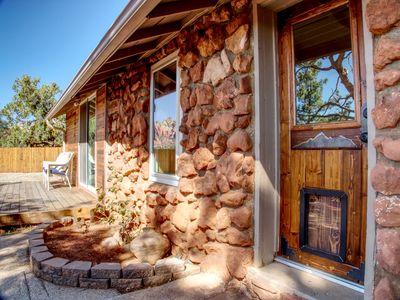 Photo for Historic Sedona Home w/ Epic Views & Location!The Perfect Getaway from the City!