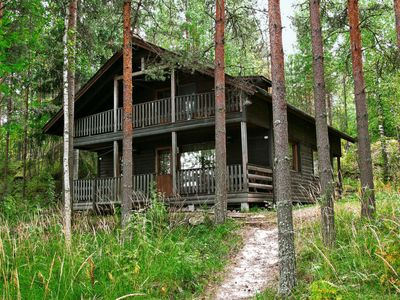 Photo for Vacation home Ferienhaus mit Sauna (FIJ037) in Tuusniemi - 6 persons, 3 bedrooms