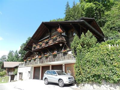 Photo for Apartment Flüehli  in Gstaad, Bernese Oberland - 4 persons, 2 bedrooms