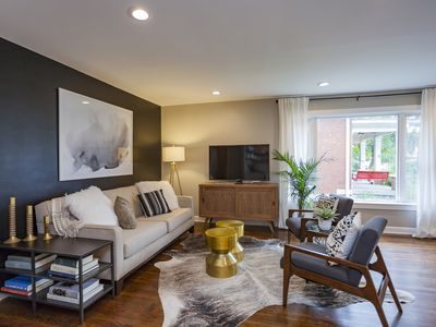 Photo for 4 mins from the Gulch/8 min to DWNTWN - Sleeps 10!