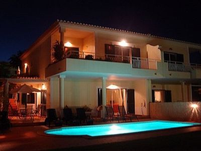Photo for Luxury 3 bedroom villa with private pool and sea views