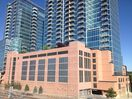 Iconic Glass House is one of Denver's most recognized buildings, perfect for your executive stay.