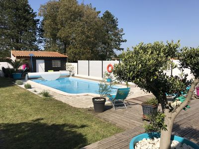 Photo for 2BR House Vacation Rental in Le Grand-Village-Plage, Nouvelle-Aquitaine