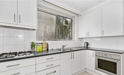 Photo for ★Stunning Hidden Gem in the 🖤 of St. Kilda, 2 Bed, 1 Bath Free WiFi, Carpark★
