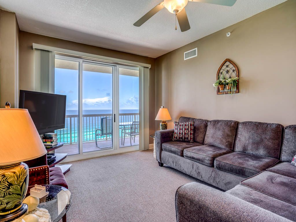 Sunrise Beach Unit 1508 Located On Front Rd In Panama City