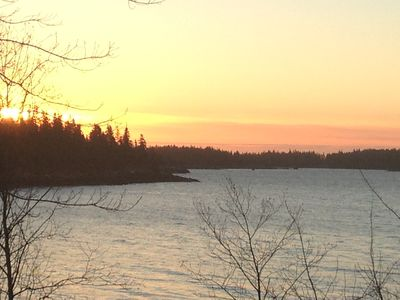 Photo for New Beautiful Apartment With a Private Deck  With Spectacular Views of Duck Cove