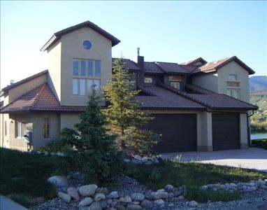 Photo for Spectacular Lakefront Ski Home!  Don't Miss!