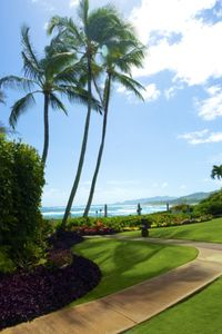 Photo for Lanikai Kauai Ground Floor Tropical Oasis