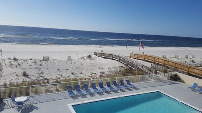 Photo for UPDATED AUGUST RATES!~DIRECT BEACHFRONT! GULF TOWER-SPACIOUS 2BR/2BA