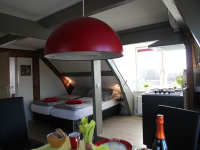 Photo for Beautiful studio in centrally located holiday home in Egmond aan Zee