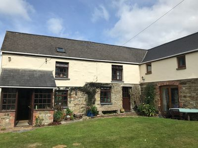 Photo for St Agnes . Lovely old cottage . Private , sunny location .