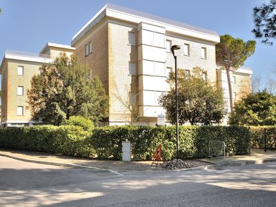 Photo for Residence Pineda, two-room apartment, 4 beds, parking space