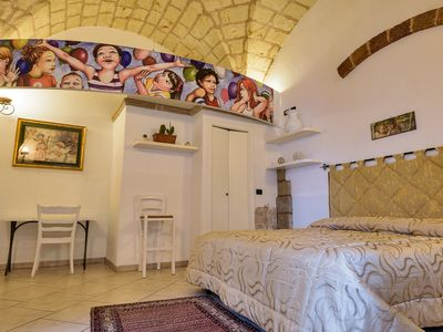 Photo for In The Center Of Otranto, Step Out On The Sea Walk, 2 Minutes From The Castle