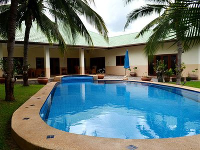 Photo for Large villa with pool 10 pax SHR001