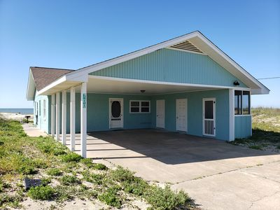 Photo for SUMMER BREEZE WILL MAKE YOU FEEL FINE when you escape to this sunny beachfront home!