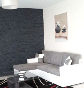 Photo for 1BR Apartment Vacation Rental in Le Cannet